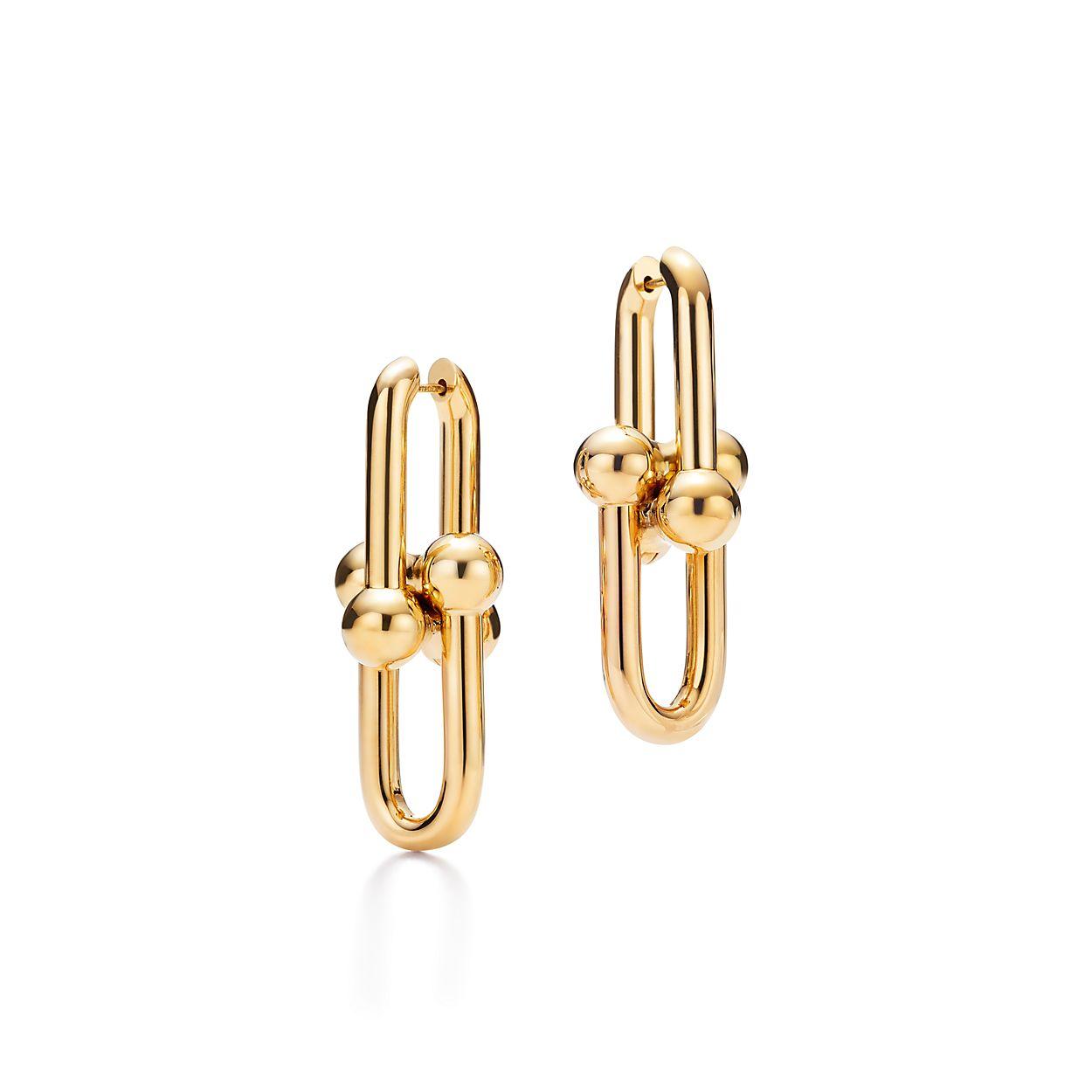 Tiffany Hardwear Link Earrings