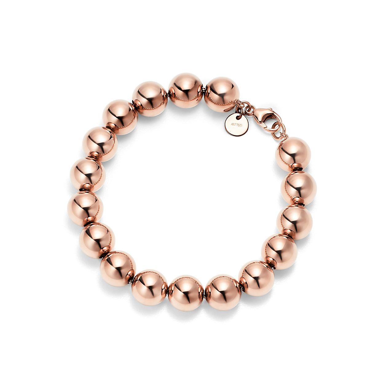 Tiffany Hardwear Ball Bracelet