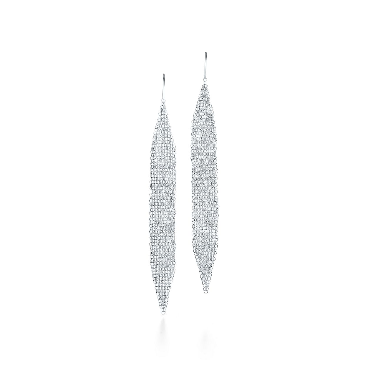Elsa Peretti Mesh Earrings