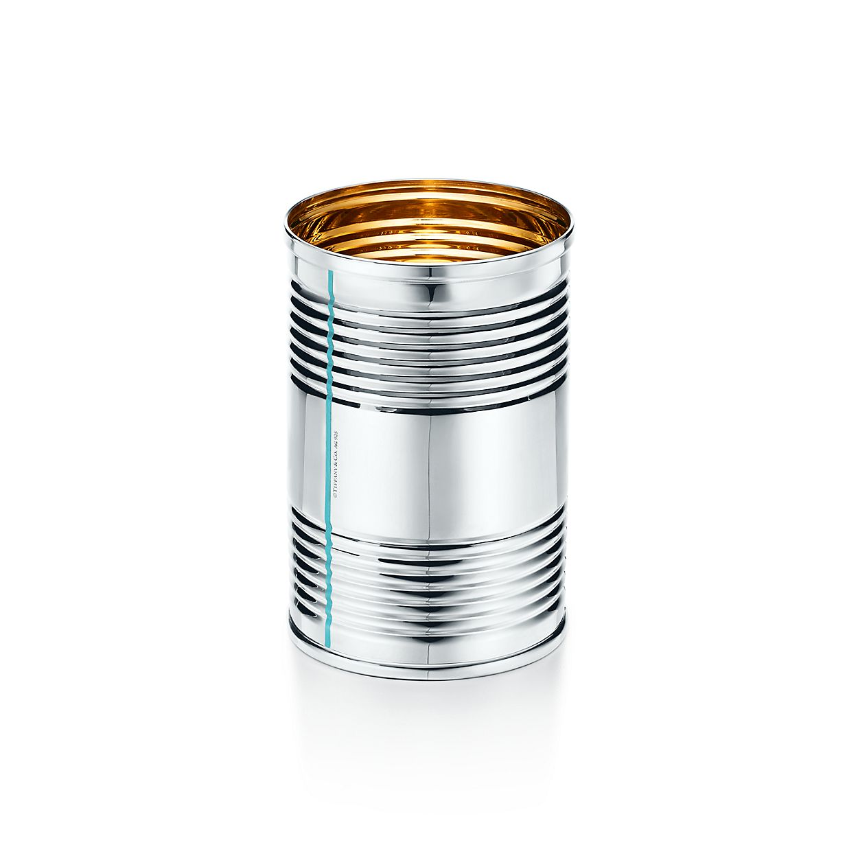 shop everyday object sterling silver tin can tiffany co