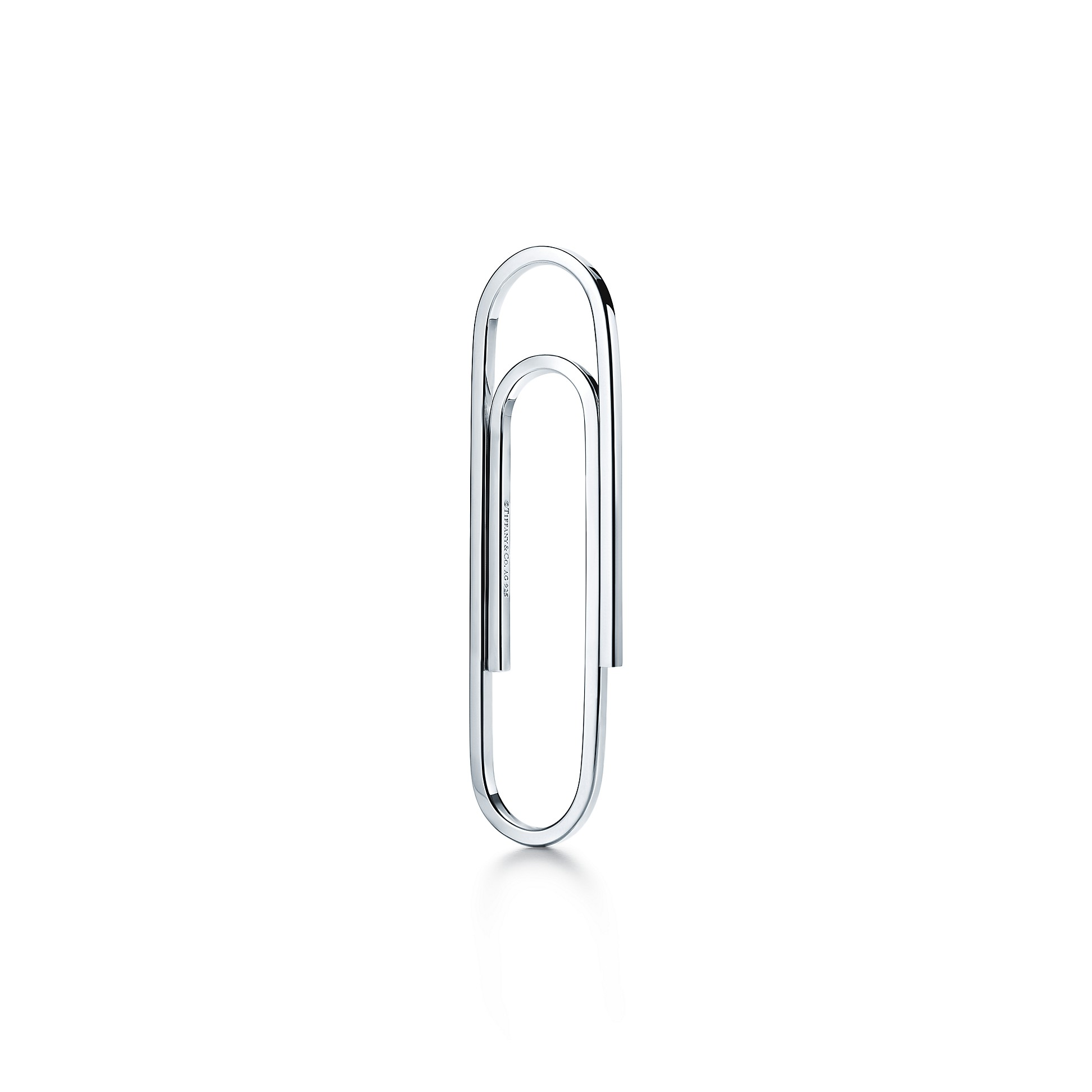 Paper Clip Bookmark by Tiffany & Co.