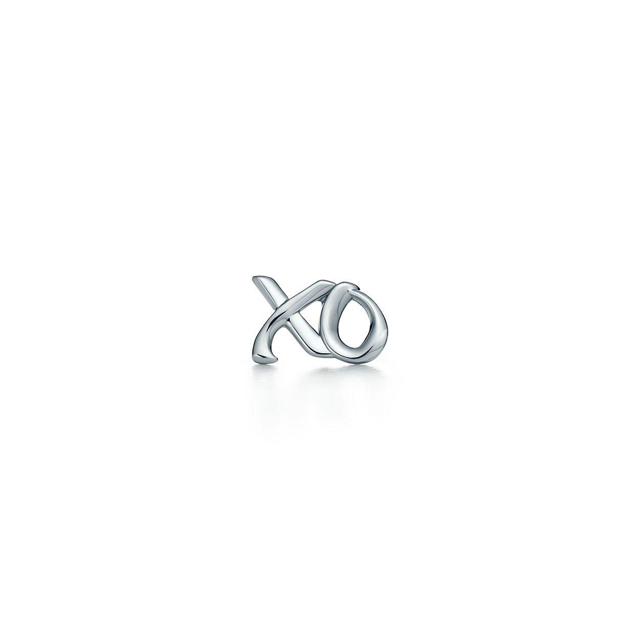 Palomas Graffiti love & kisses single earring in sterling silver Tiffany & Co. iS1fxf6