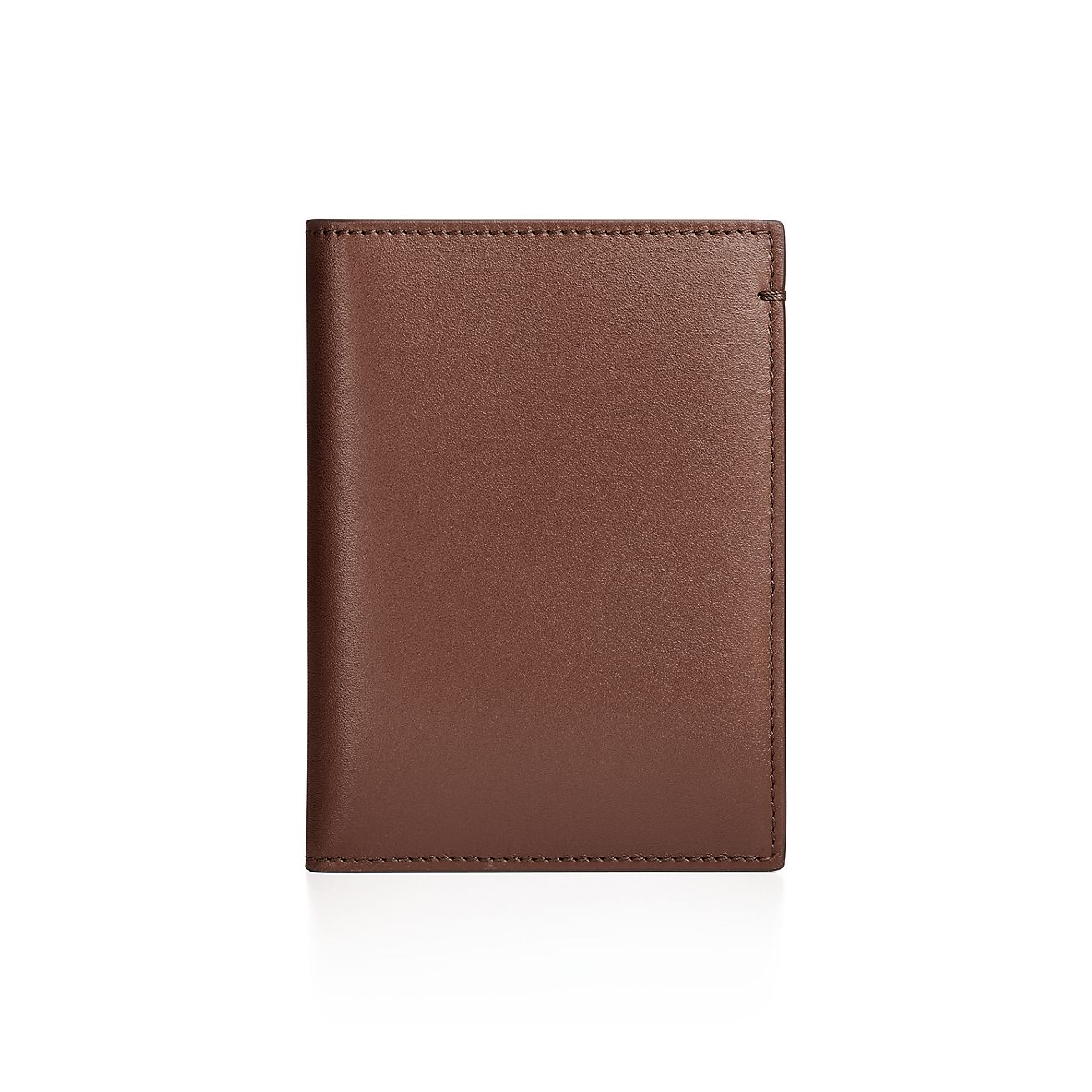 Passport cover in saddle smooth calfskin leather Tiffany & Co.