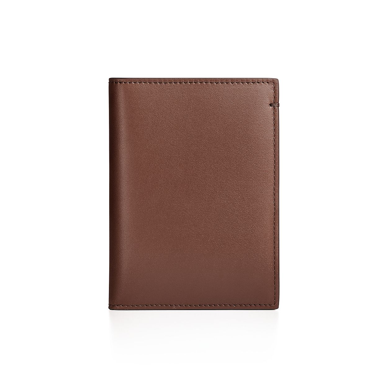 Passport cover in saddle smooth calfskin leather Tiffany & Co. 3hPghbbVSO