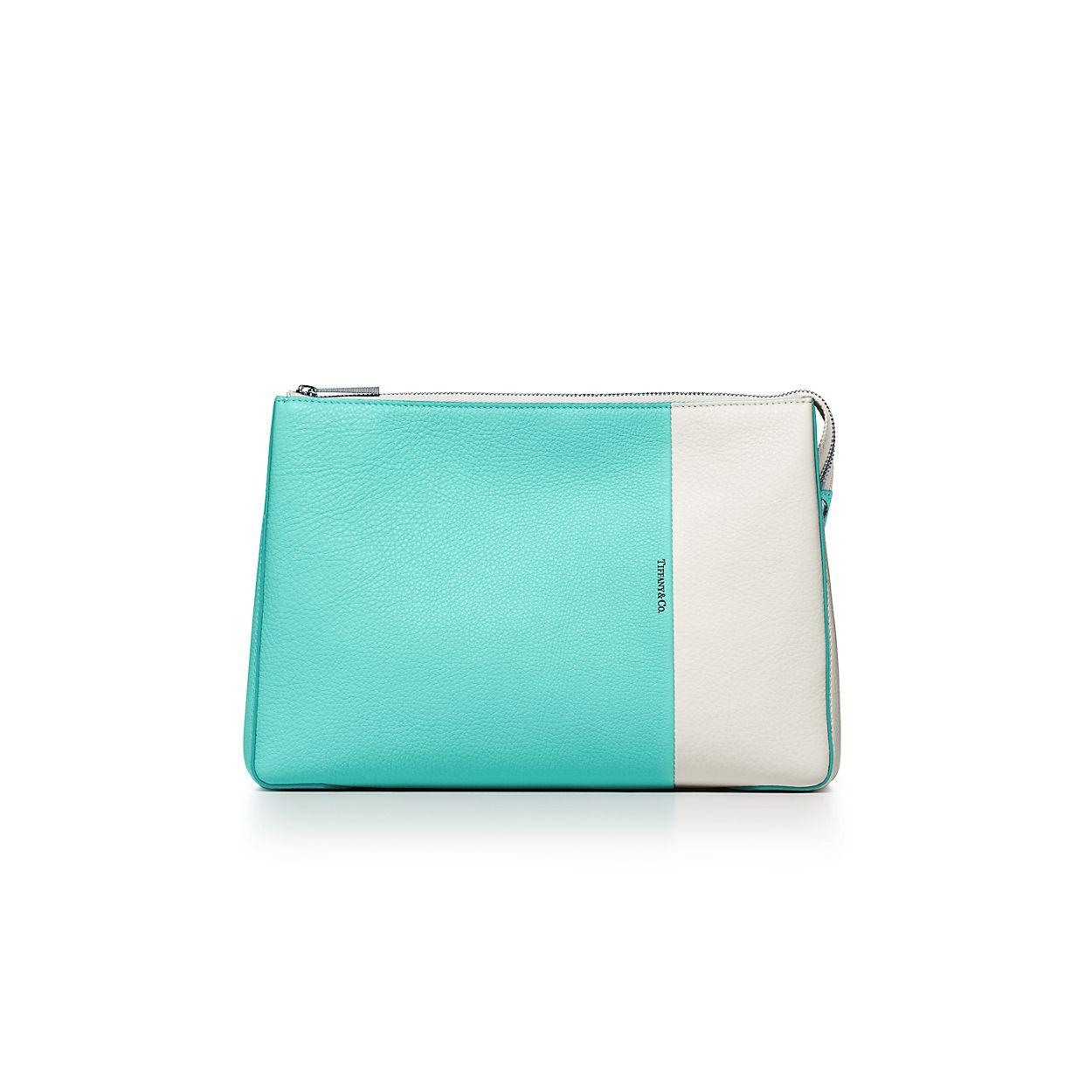 Color Block Cosmetic Case