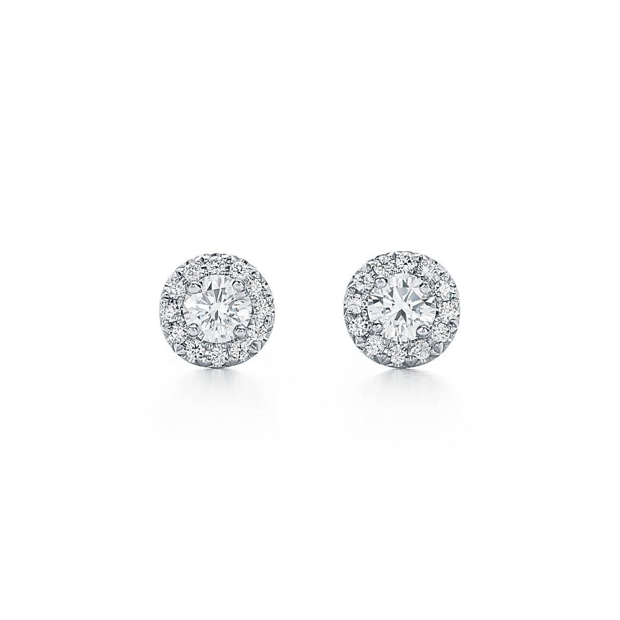 synthetic with product sterling earrings rose diamond platinum jewellery silver plated