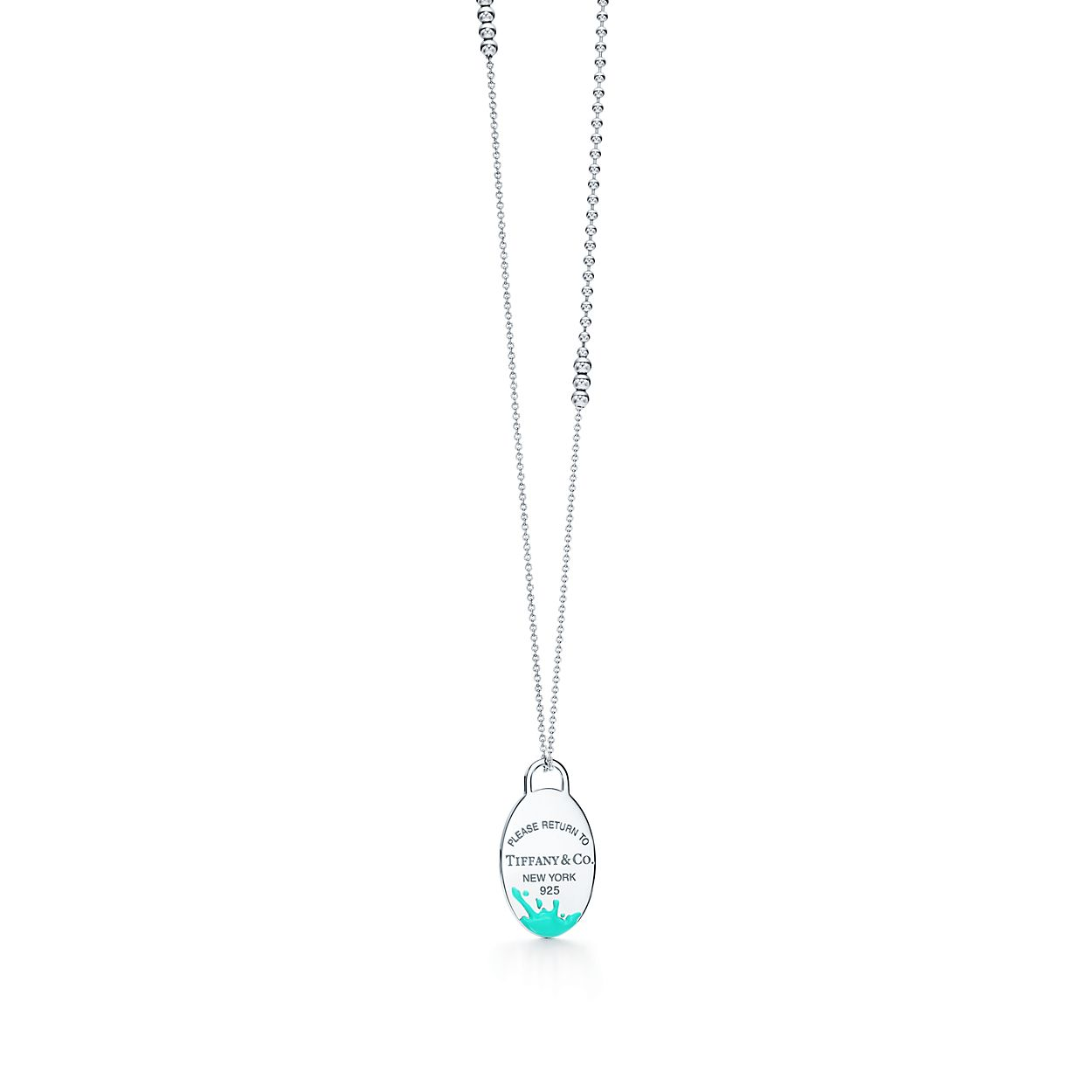 Return to tiffany color splash pendant in sterling silver large return to tiffany color splash pendant in sterling silver large tiffany co aloadofball Choice Image