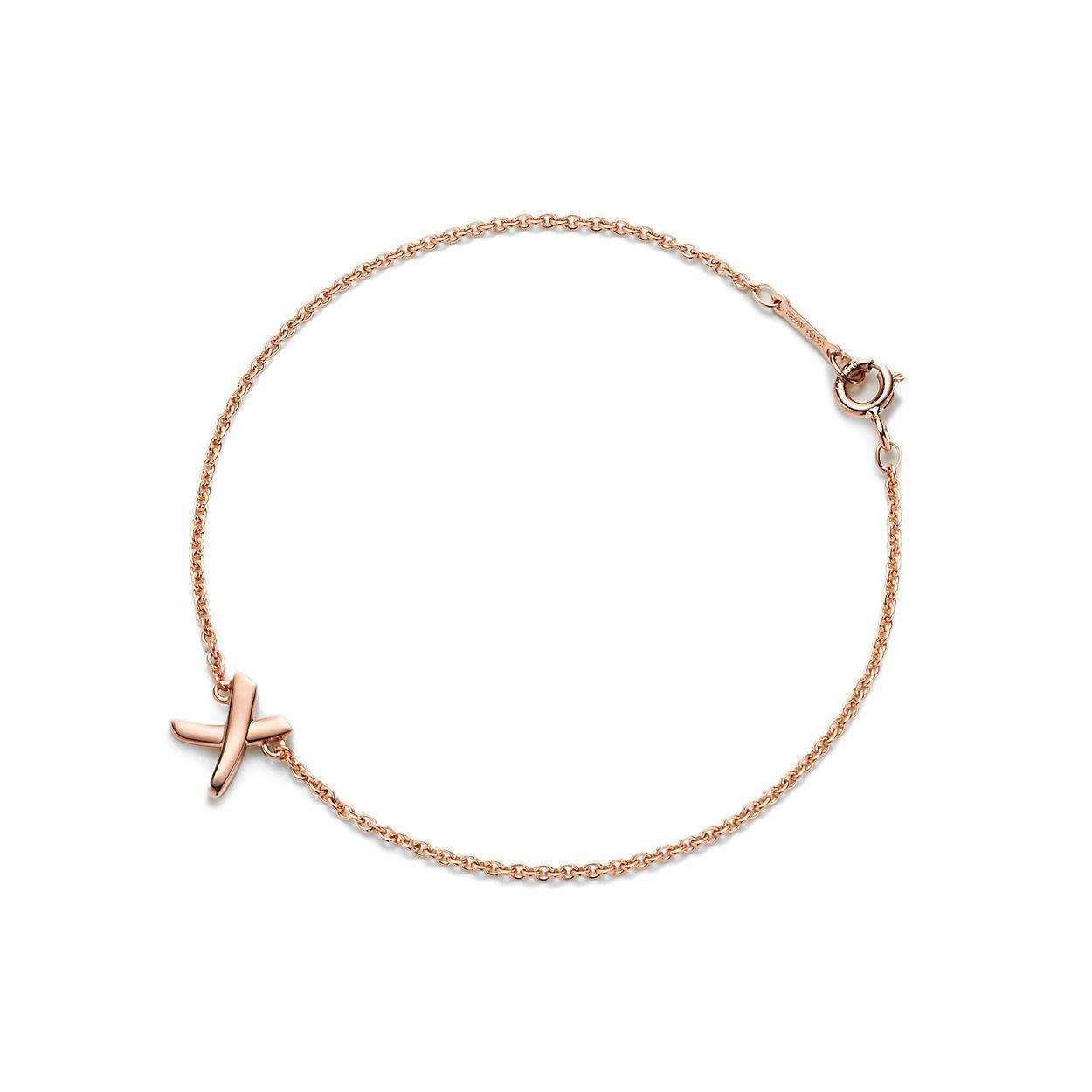 Palomas Graffiti X bracelet in 18ct gold, medium Tiffany & Co.