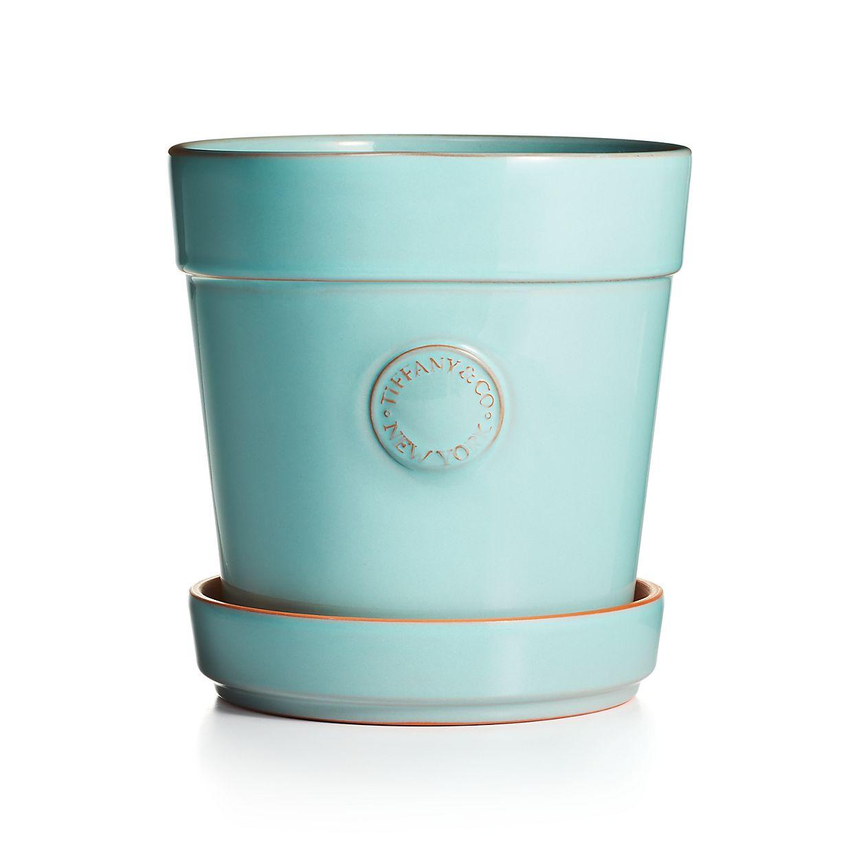 Everyday Objects Terra Cotta Flowerpot Tiffany Co