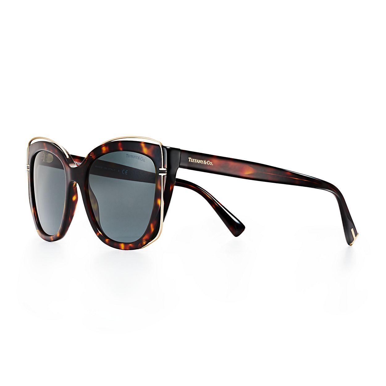 104bba7b2ca ... Tiffany T Gafas de sol de ojos de gato