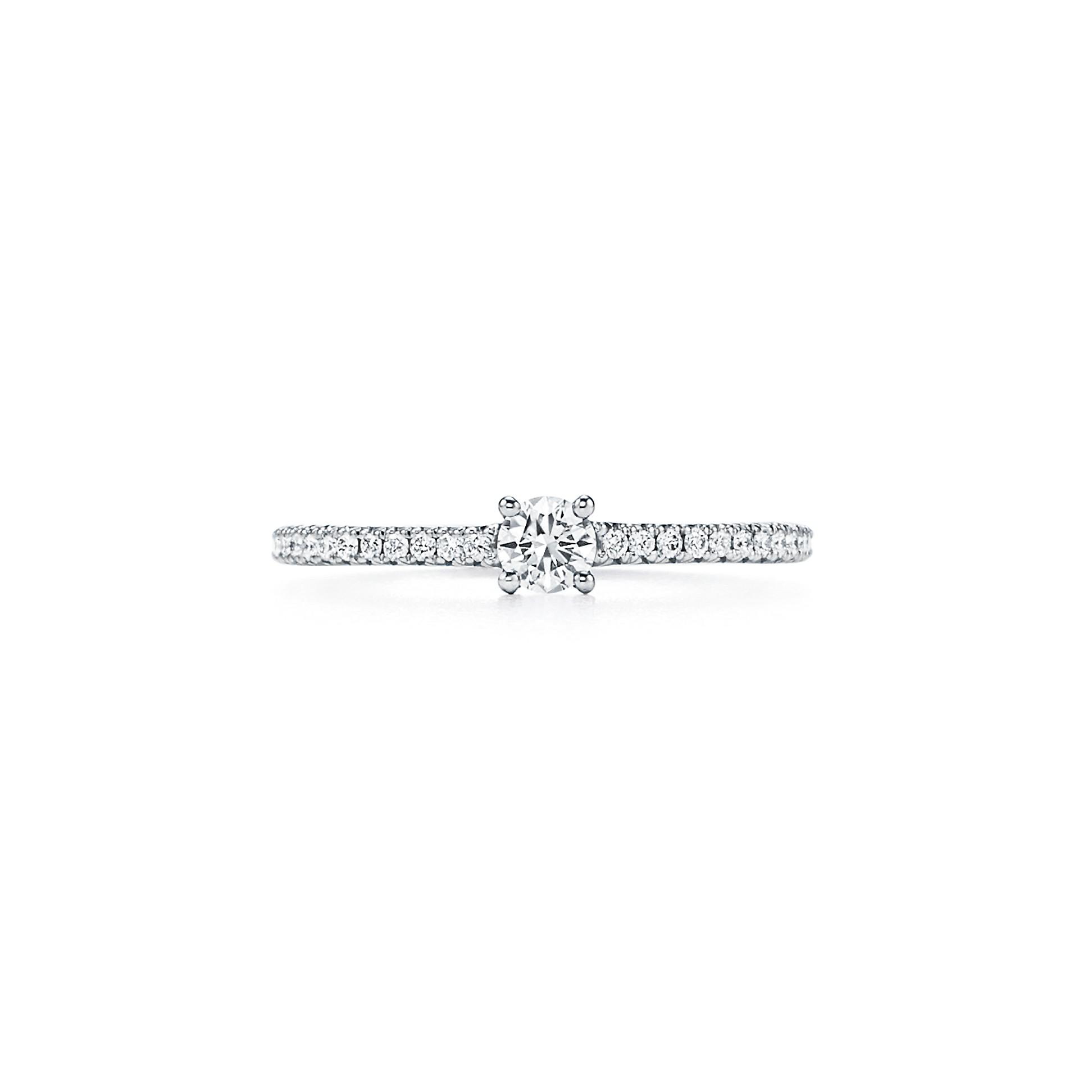 Tiffany Novo®        Round Ring by Tiffany Novo®