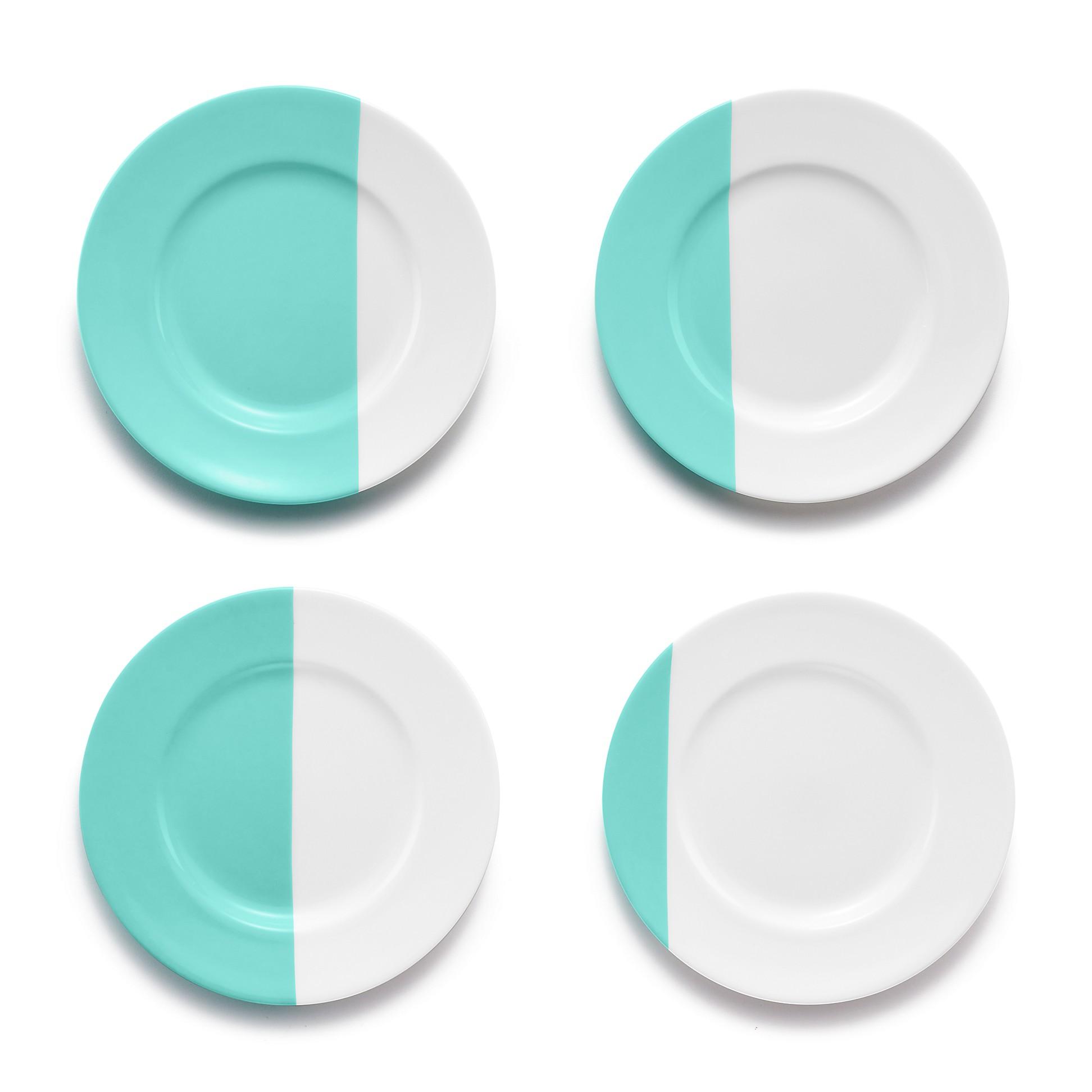 Color Block        Cocktail Plates by Color Block