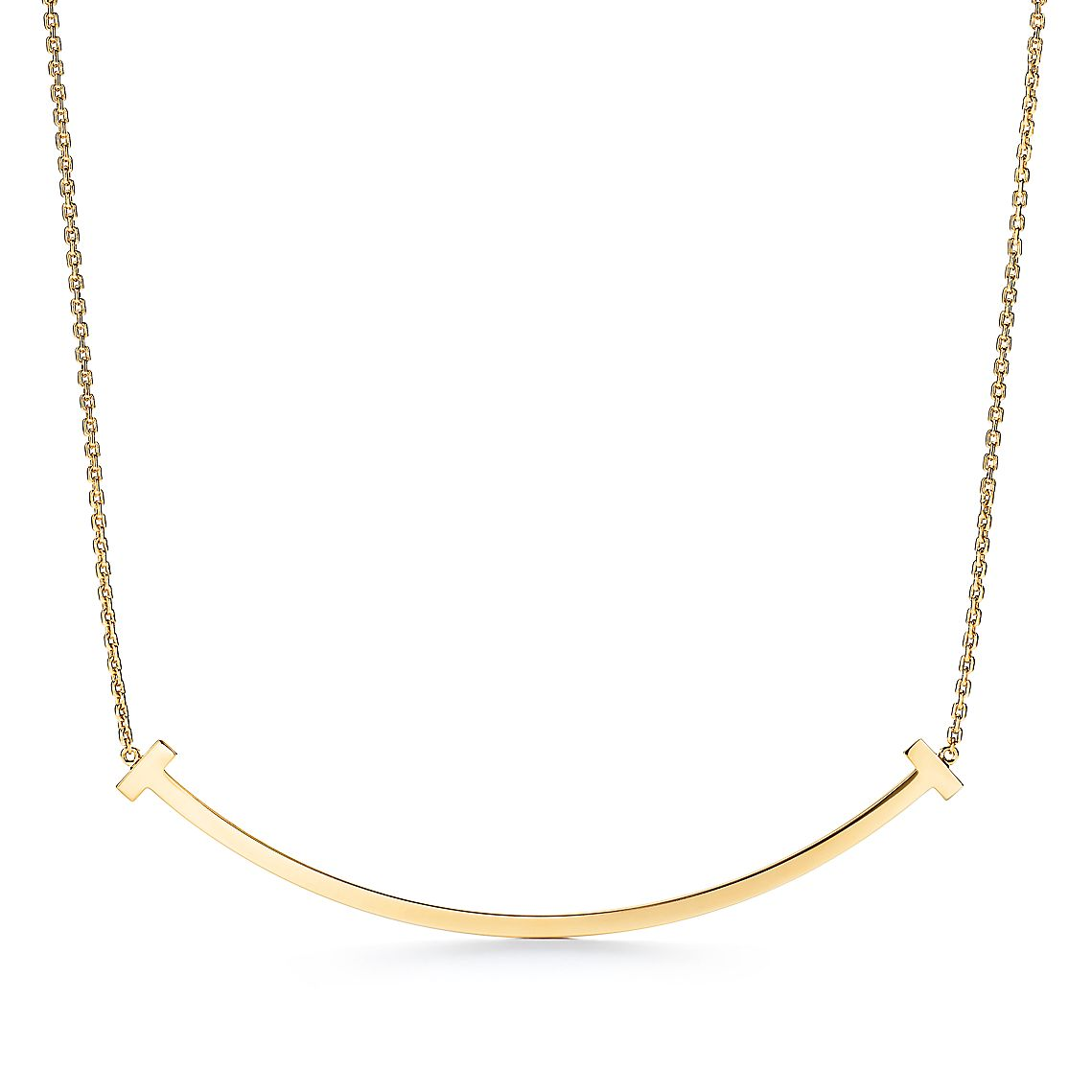 Tiffany T 												  												  											 										 									 									Ultra Smile Pendant by Tiffany T