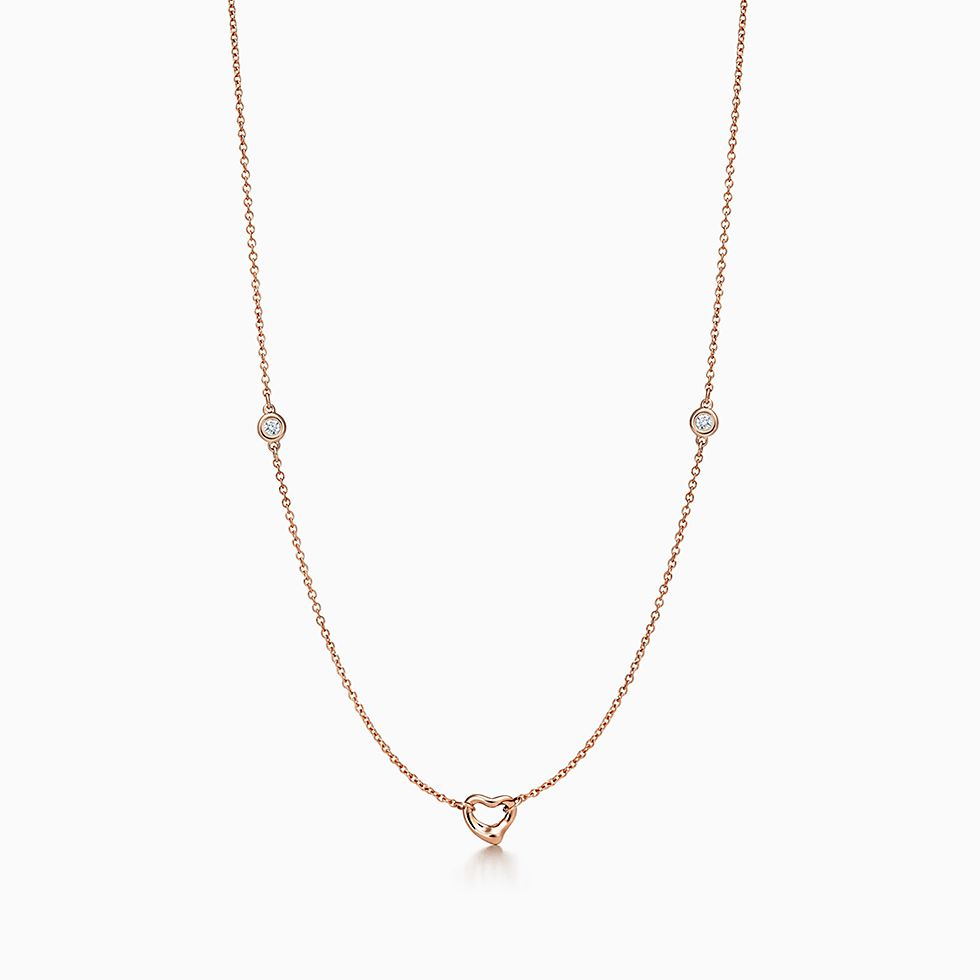 Shop Heart Shaped And Love Inspired Jewelry Tiffany Co