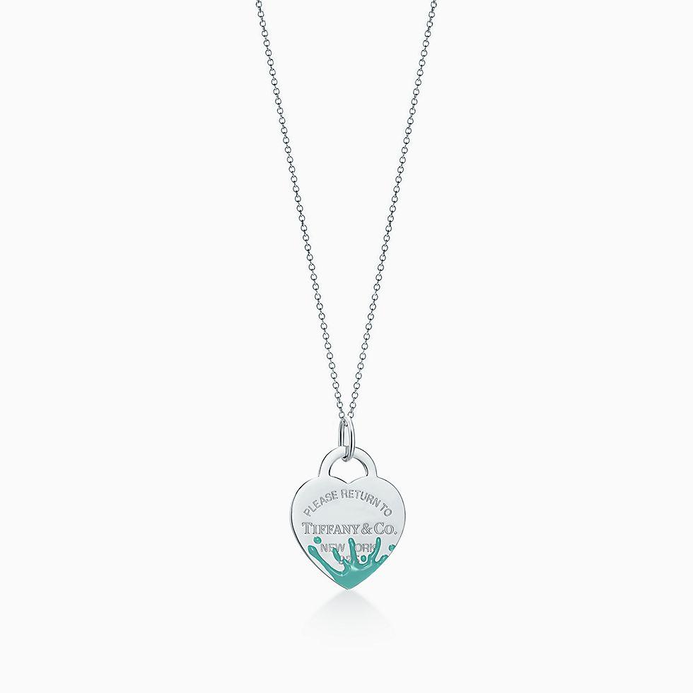 1d4357d599a45 UK Ladies Designer Black Necklace Silver Rose Gold Tri Pendants ...