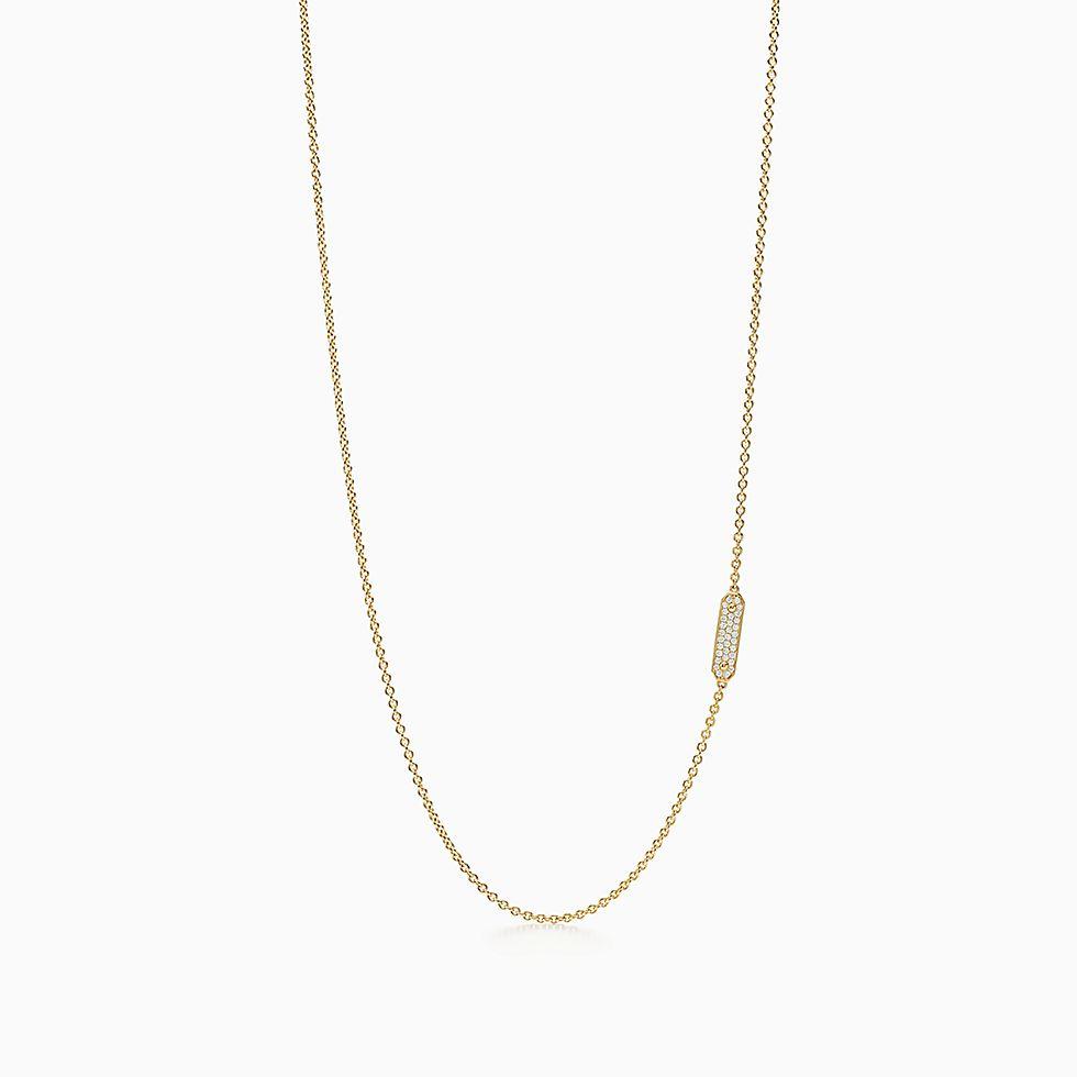 18k gold necklaces pendants tiffany co aloadofball Choice Image