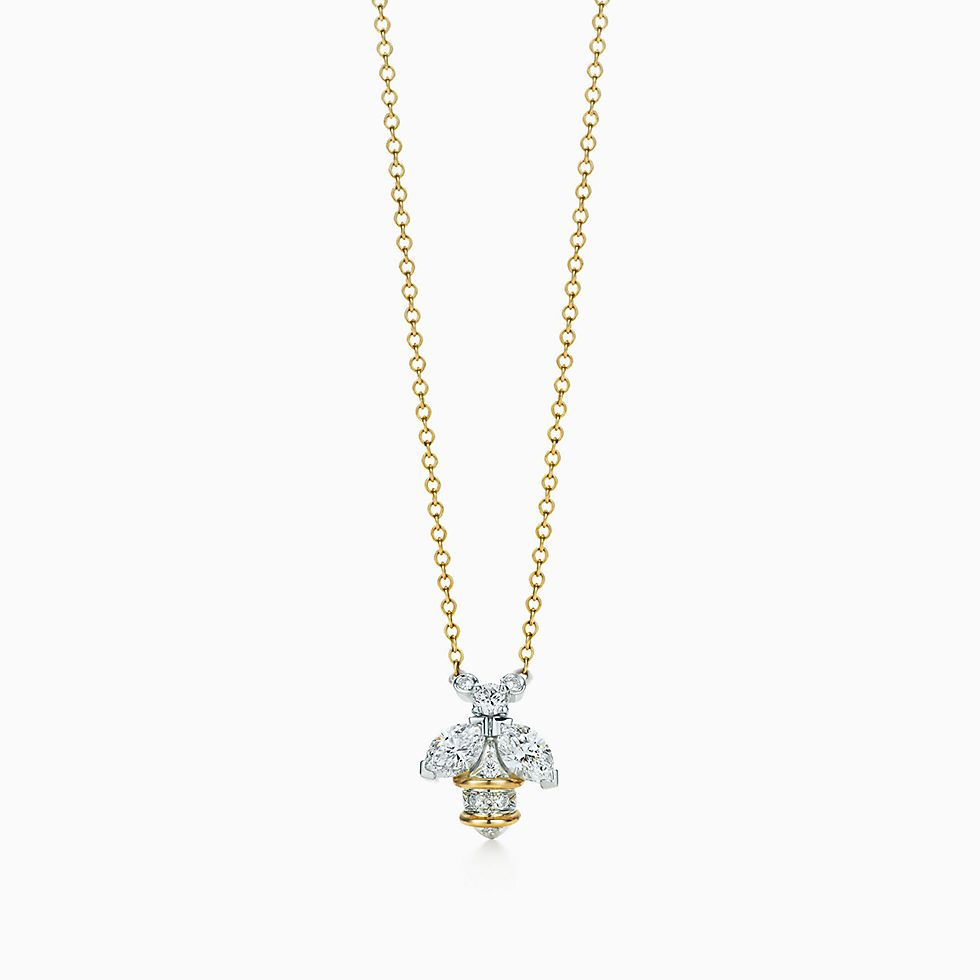 Tiffany & Co Schlumberger chain in 18k gold - Size 18 in Tiffany & Co. 8UIro