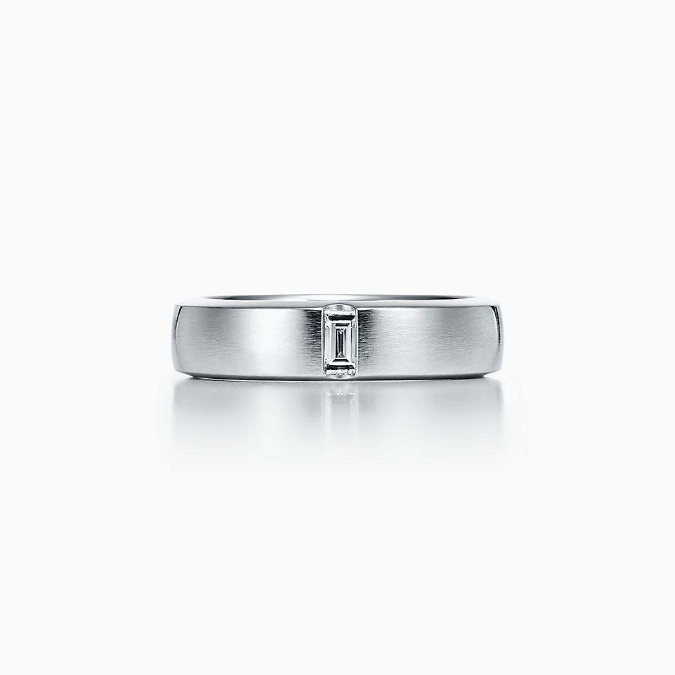 Platinum wedding bands wedding rings tiffany co junglespirit Gallery