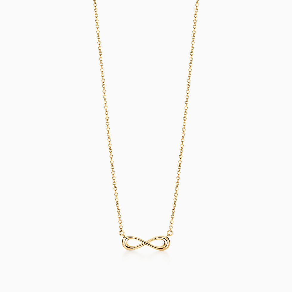 18k gold necklaces pendants tiffany co mozeypictures Gallery