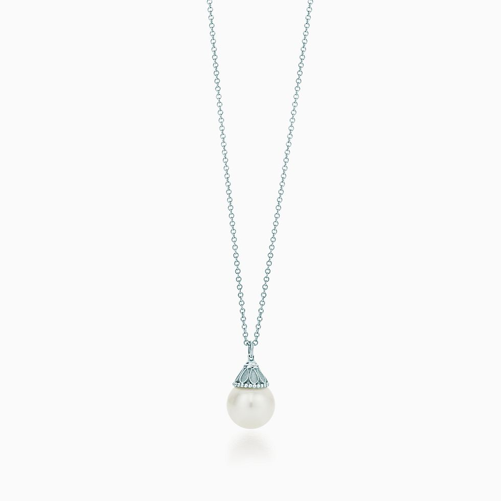 Pearl necklaces pendants tiffany co aloadofball Gallery