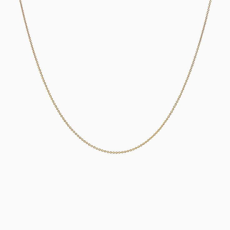 Chain 18k Gold Tiffany Co