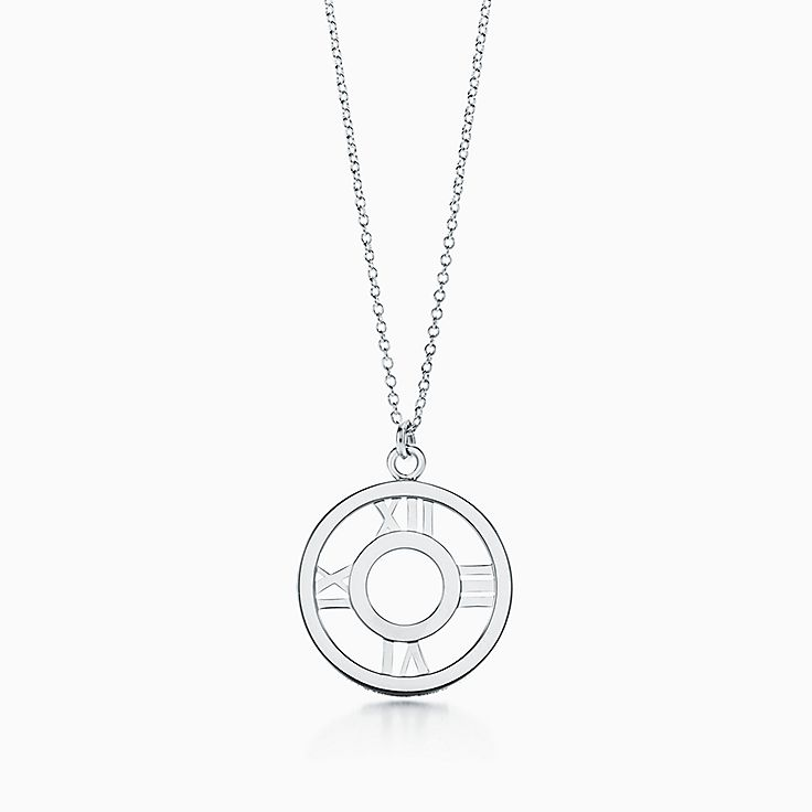 sterling amazon family disc pendant customized com necklace neckless dp circle small initial