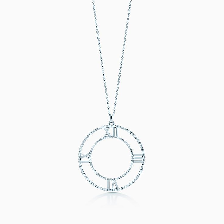 The atlas collection necklaces pendants tiffany co new aloadofball Gallery