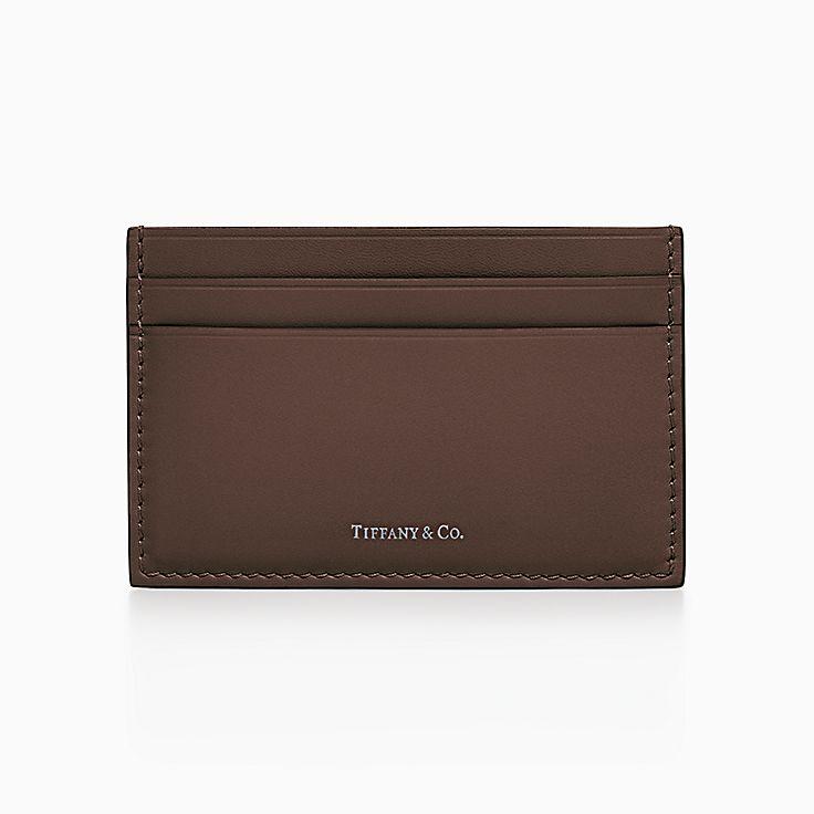 Leather goods tiffany co httpsmediatiffanyisimagetiffanyecombrowsemcard case 60882177980384av1gopusm200100600defaultimagenoimageavailable reheart Choice Image