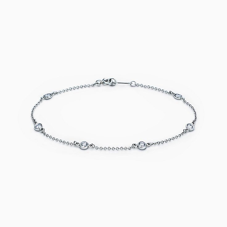 heart anklets shylee rose c collections diamond anklet