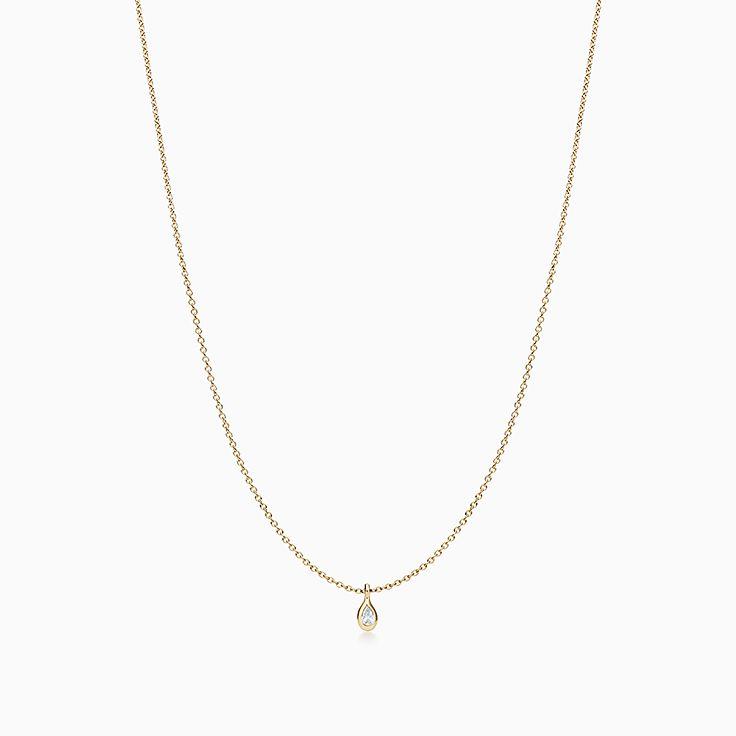 Diamond necklaces pendants tiffany co new aloadofball Gallery