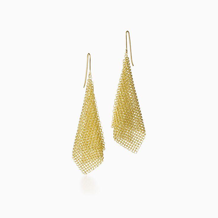 18k Gold Earrings Studs Hoops