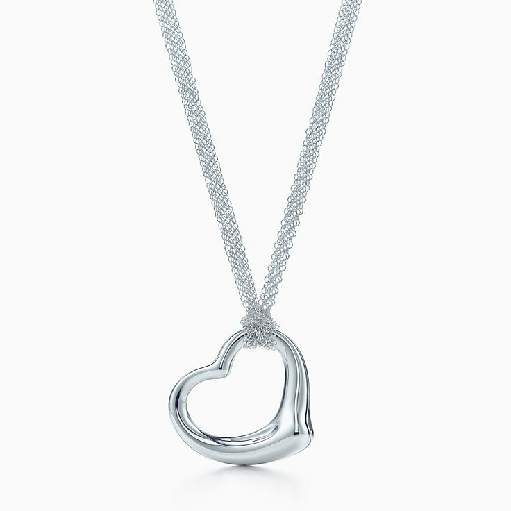 Sterling silver necklaces pendants tiffany co new aloadofball Gallery