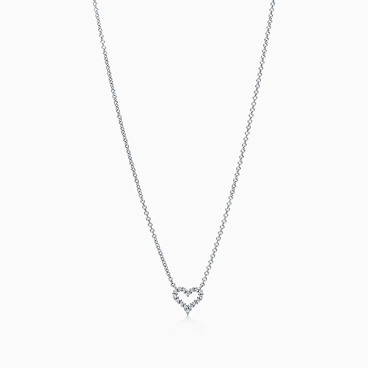 Diamond necklaces pendants tiffany co httpsmediatiffanyisimagetiffanyecombrowsemheart pendant 61101217980693sv1gopusm100100600defaultimagenoimageavailable aloadofball Gallery
