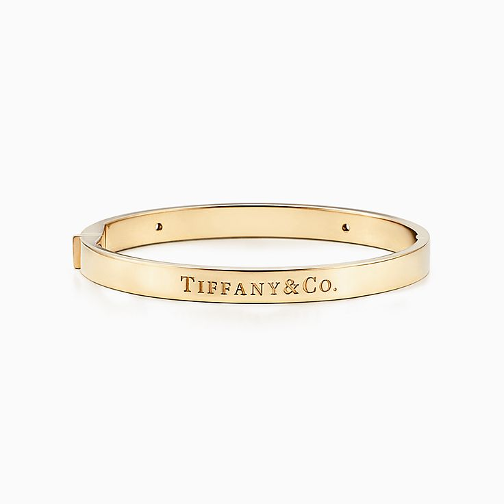 Browse 18k Gold Bracelets Bangles Cuffs Tiffany Co