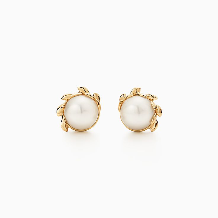 Https Media Tiffany Is Image Ecombrowsem Paloma Pico Olive Leaf Pearl Earrings 60572089 980677 Sv 1 Jpg Op Usm 2 00 6 Defaultimage