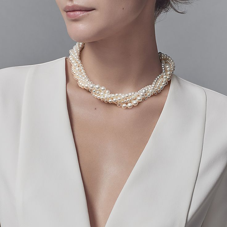 Pearl Jewellery Tiffany Co