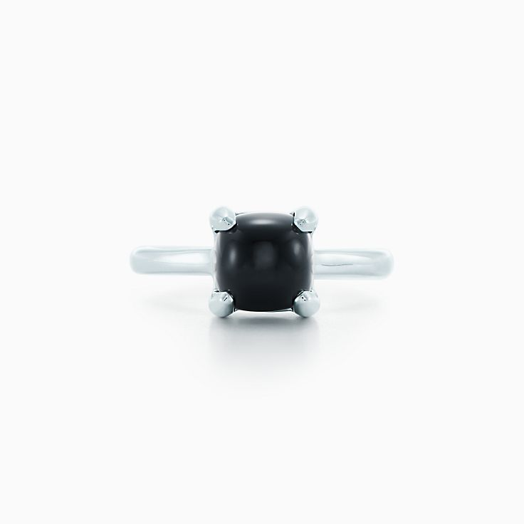 s sterling onix with cubic rings mens silver onyx in black men zirconia ring set a