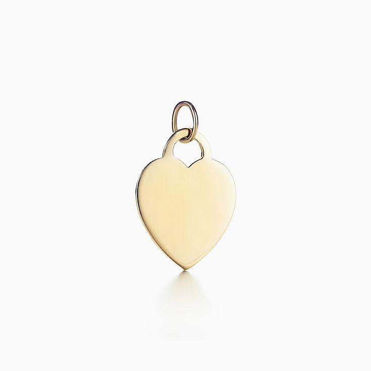 Подвеска-жетон в виде сердца