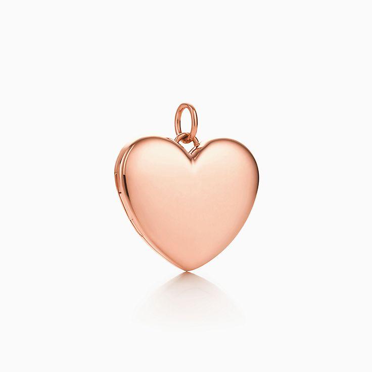 Медальон в форме сердца