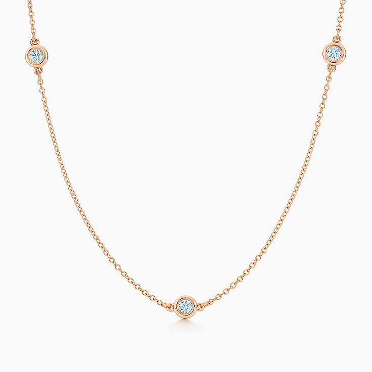 エルサ・ペレッティ™:ダイヤモンド バイ ザ ヤード™ ネックレス