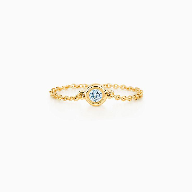 エルサ・ペレッティ™:ダイヤモンド バイ ザ ヤード™ リング