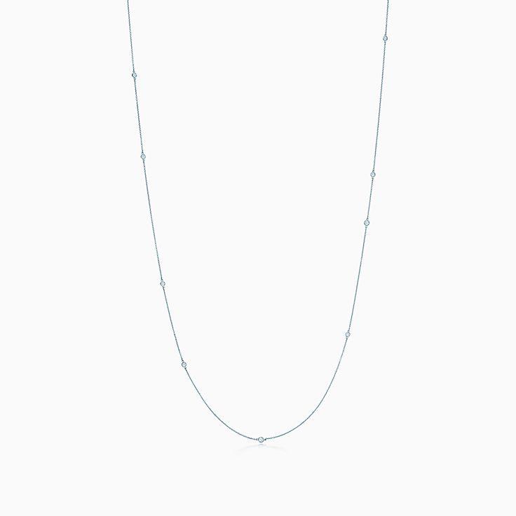 エルサ・ペレッティ™:ダイヤモンド バイ ザ ヤード™ スプリンクル ネックレス