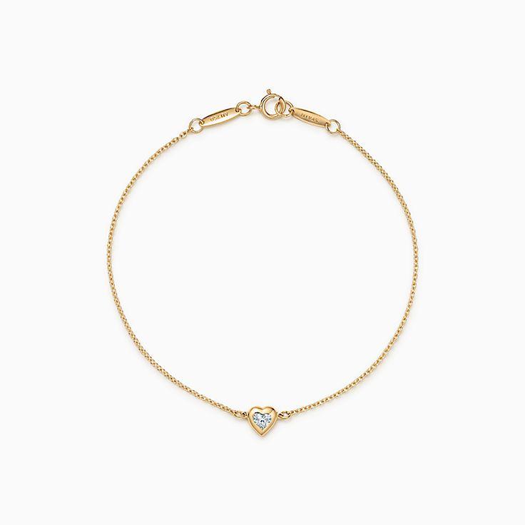 エルサ・ペレッティ™:ダイヤモンド バイ ザ ヤード™ ハート ブレスレット
