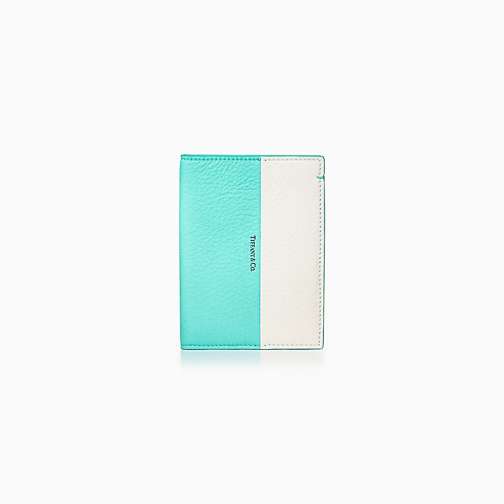 컬러 블록:여권 커버
