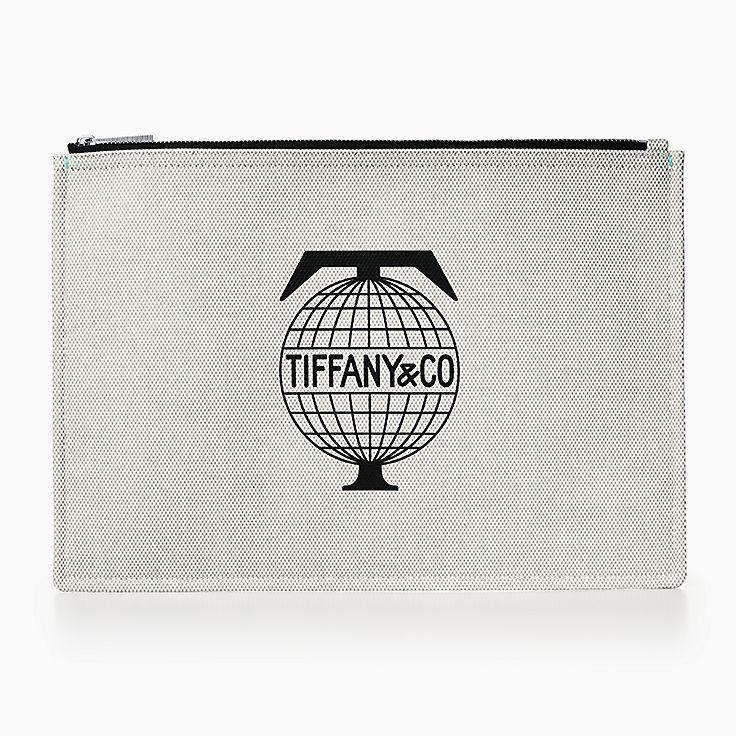 티파니 트래블:플랫 파우치