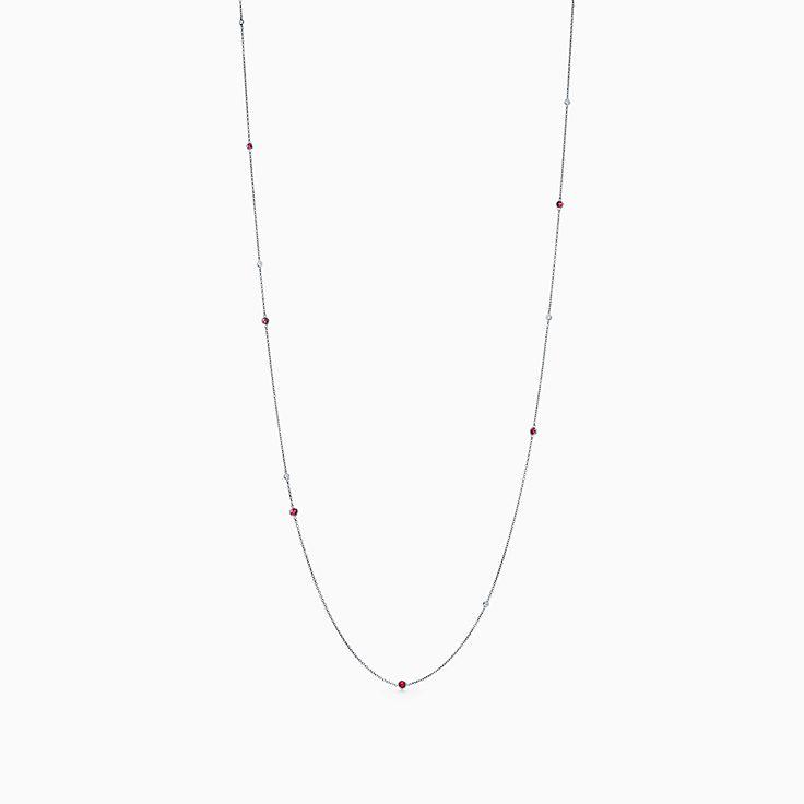 エルサ・ペレッティ™:カラー バイ ザ ヤード ネックレス