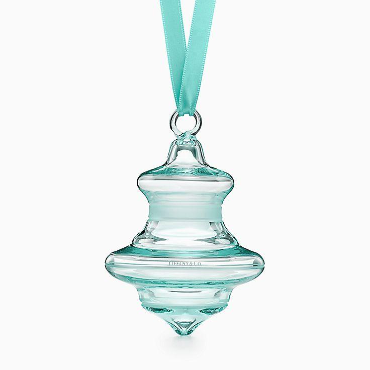 Adorno de pináculo de cristal