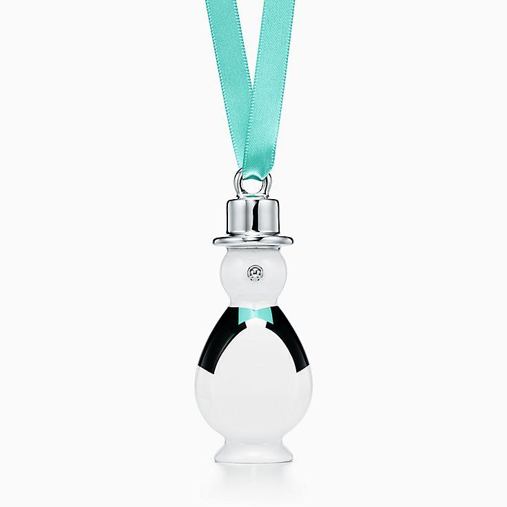 Adorno de pingüino