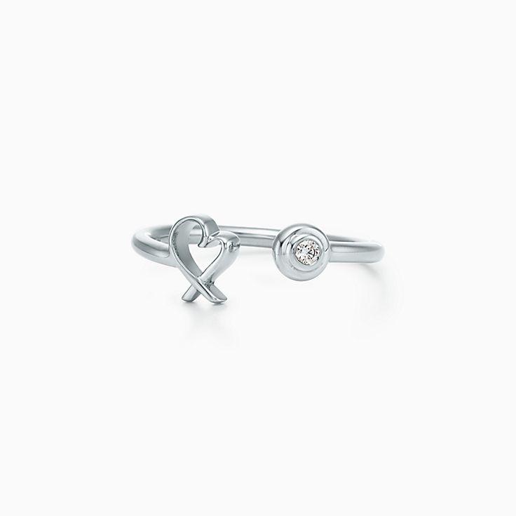 Anello Wire Loving Heart. Collezione Paloma Picasso®