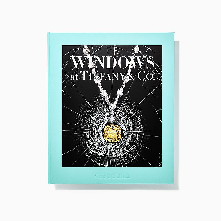 Assouline Windows at:Tiffany & Co. Book